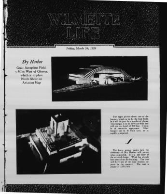Wilmette Life (Wilmette, Illinois), 29 Mar 1929