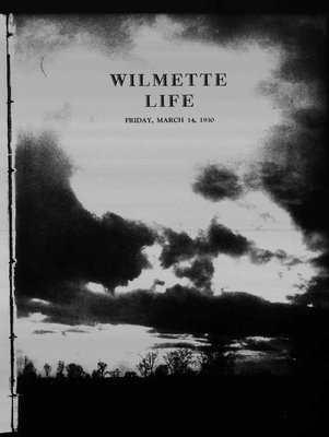 Wilmette Life (Wilmette, Illinois), 14 Mar 1930