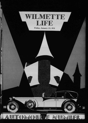 Wilmette Life (Wilmette, Illinois), 23 Jan 1931