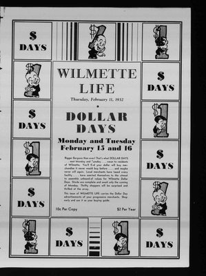 Wilmette Life (Wilmette, Illinois), 11 Feb 1932