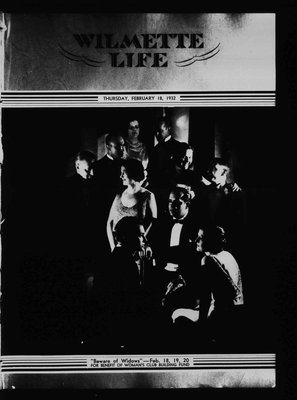 Wilmette Life (Wilmette, Illinois), 18 Feb 1932