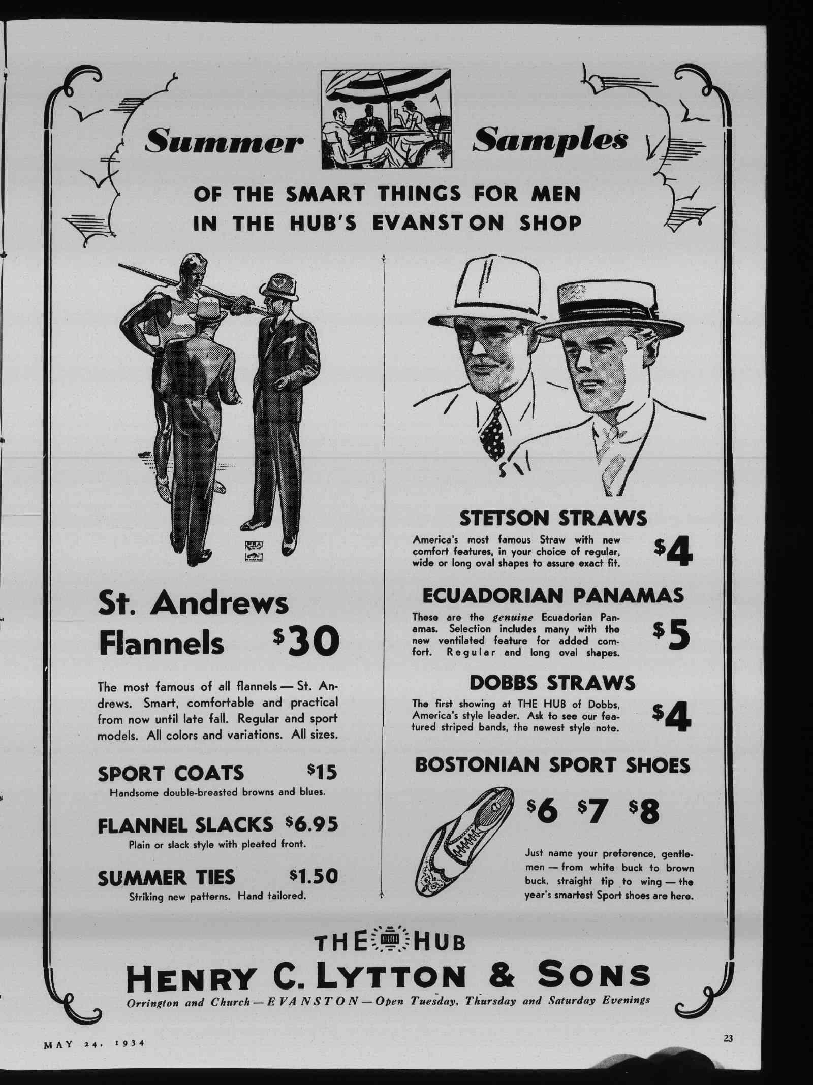 Wilmette Life (Wilmette, Illinois), 24 May 1934