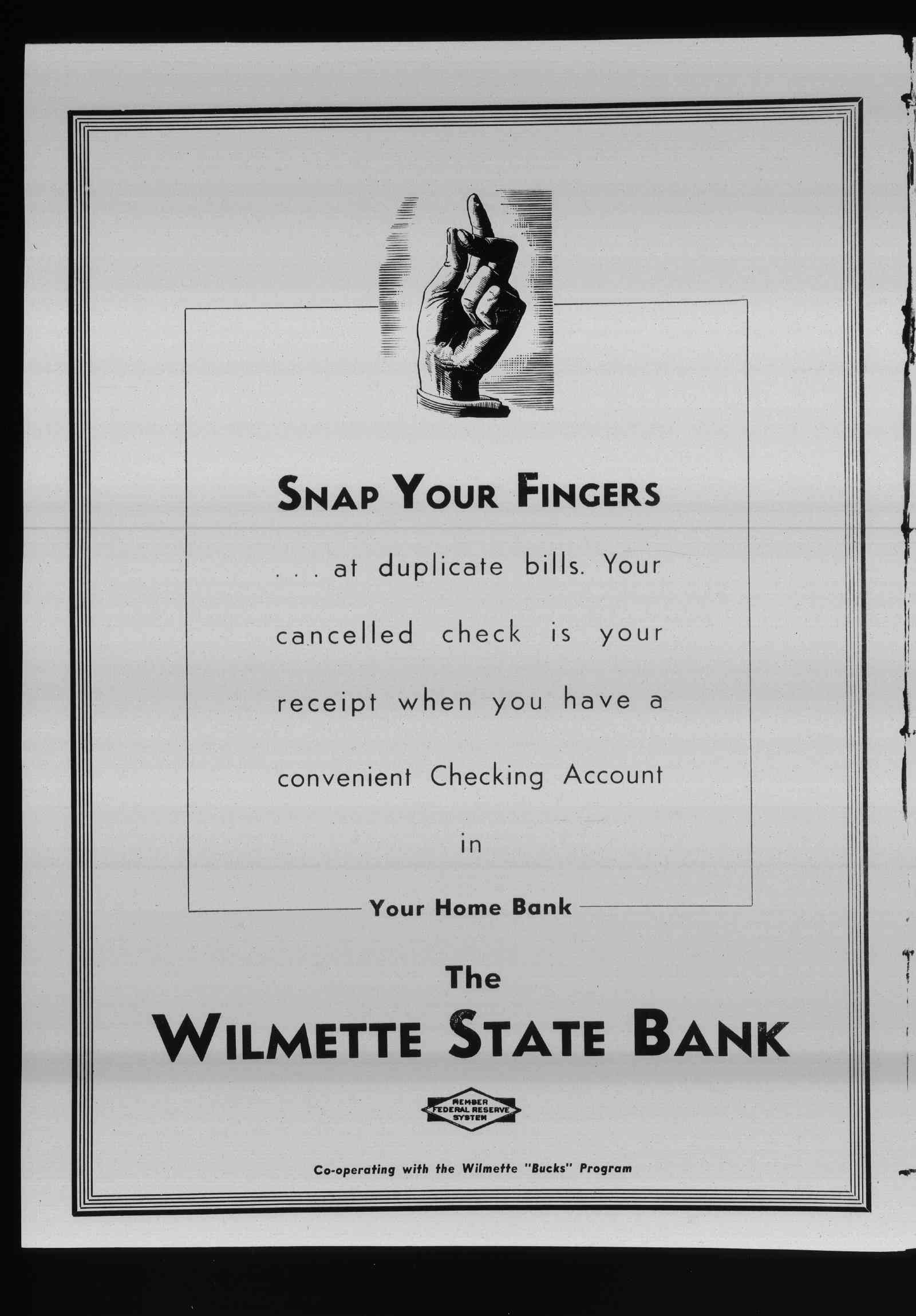 Wilmette Life (Wilmette, Illinois), 17 Jan 1935