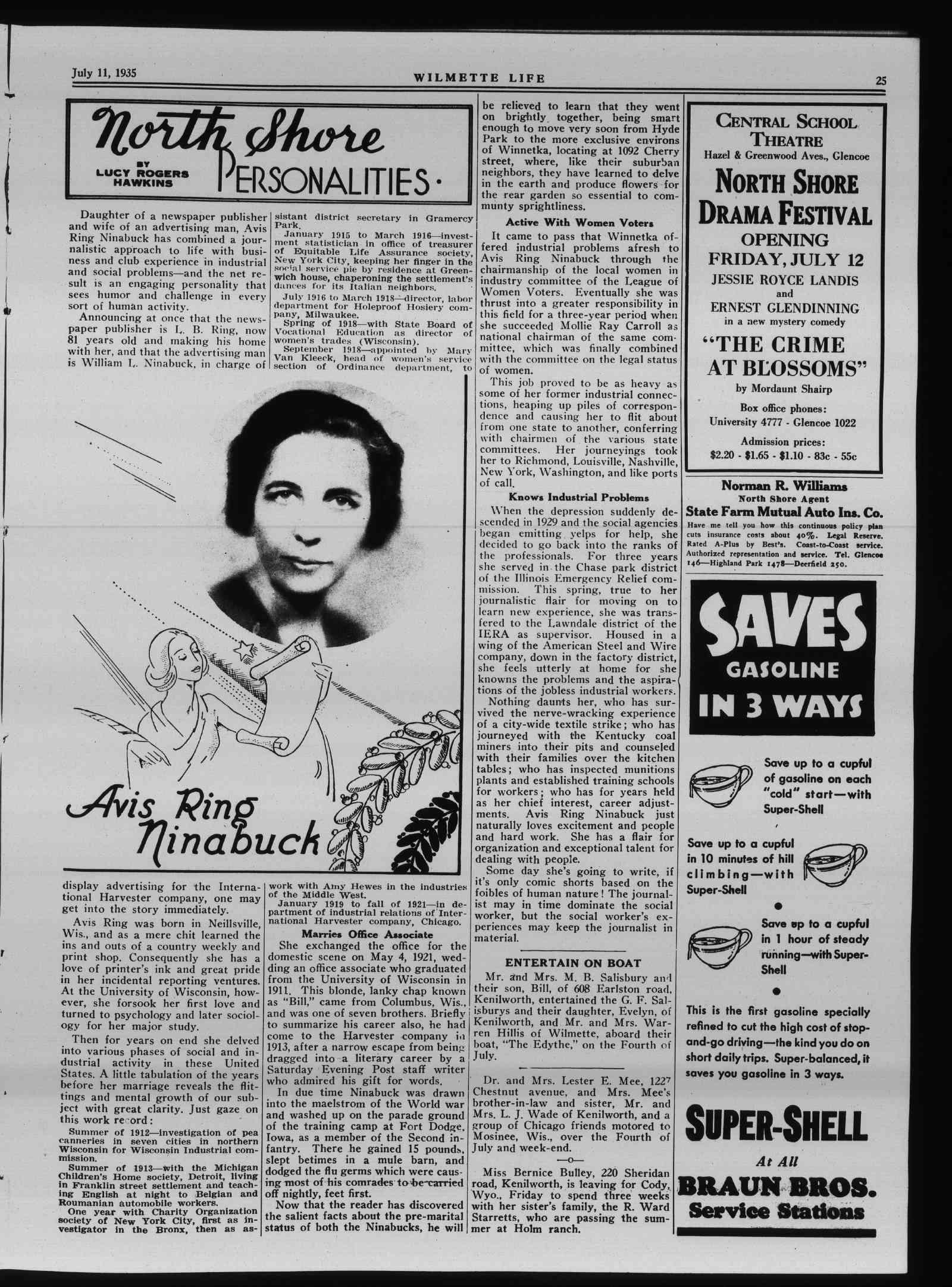 Wilmette Life (Wilmette, Illinois), 11 Jul 1935