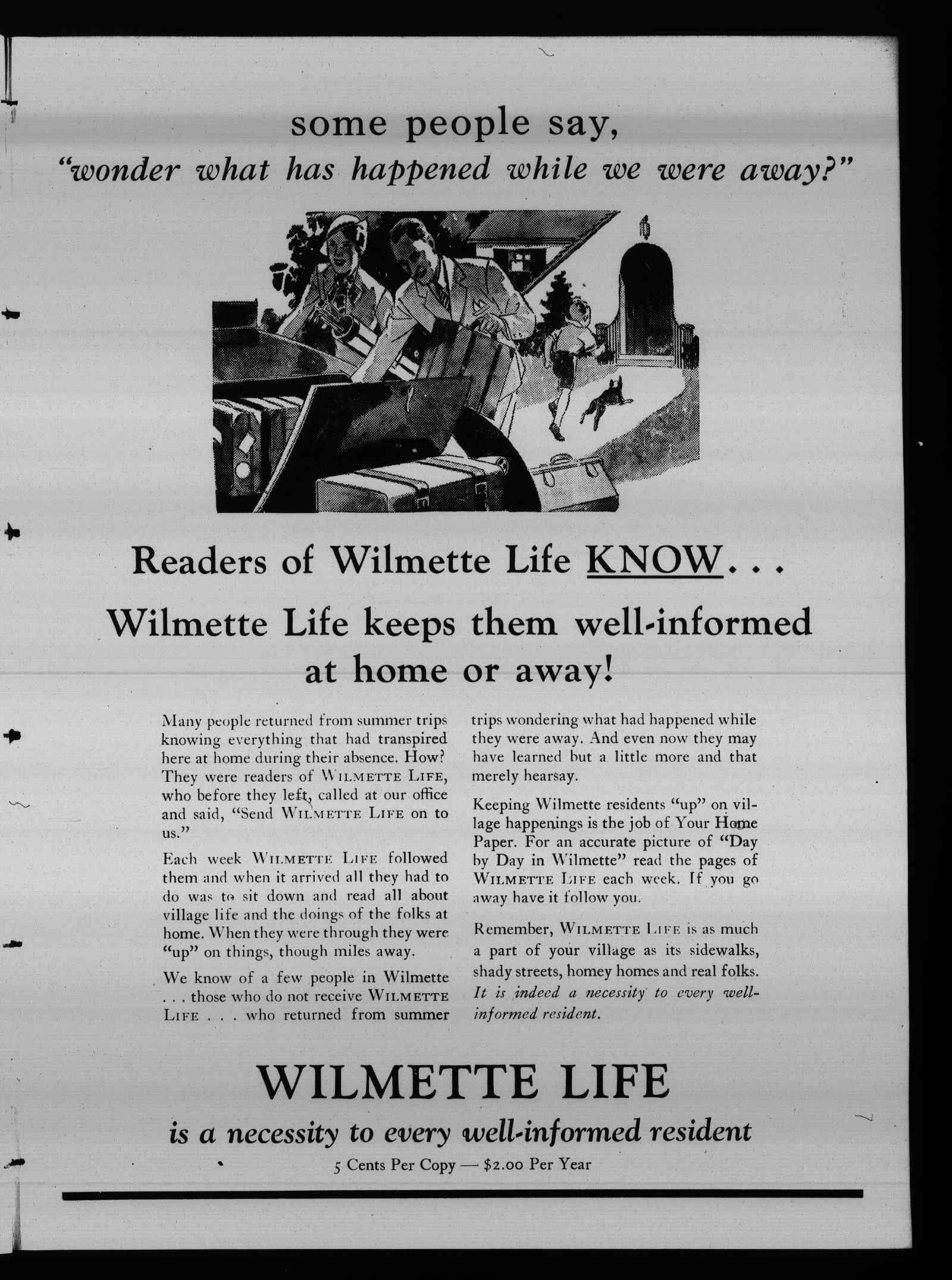 Wilmette Life (Wilmette, Illinois), 19 Sep 1935