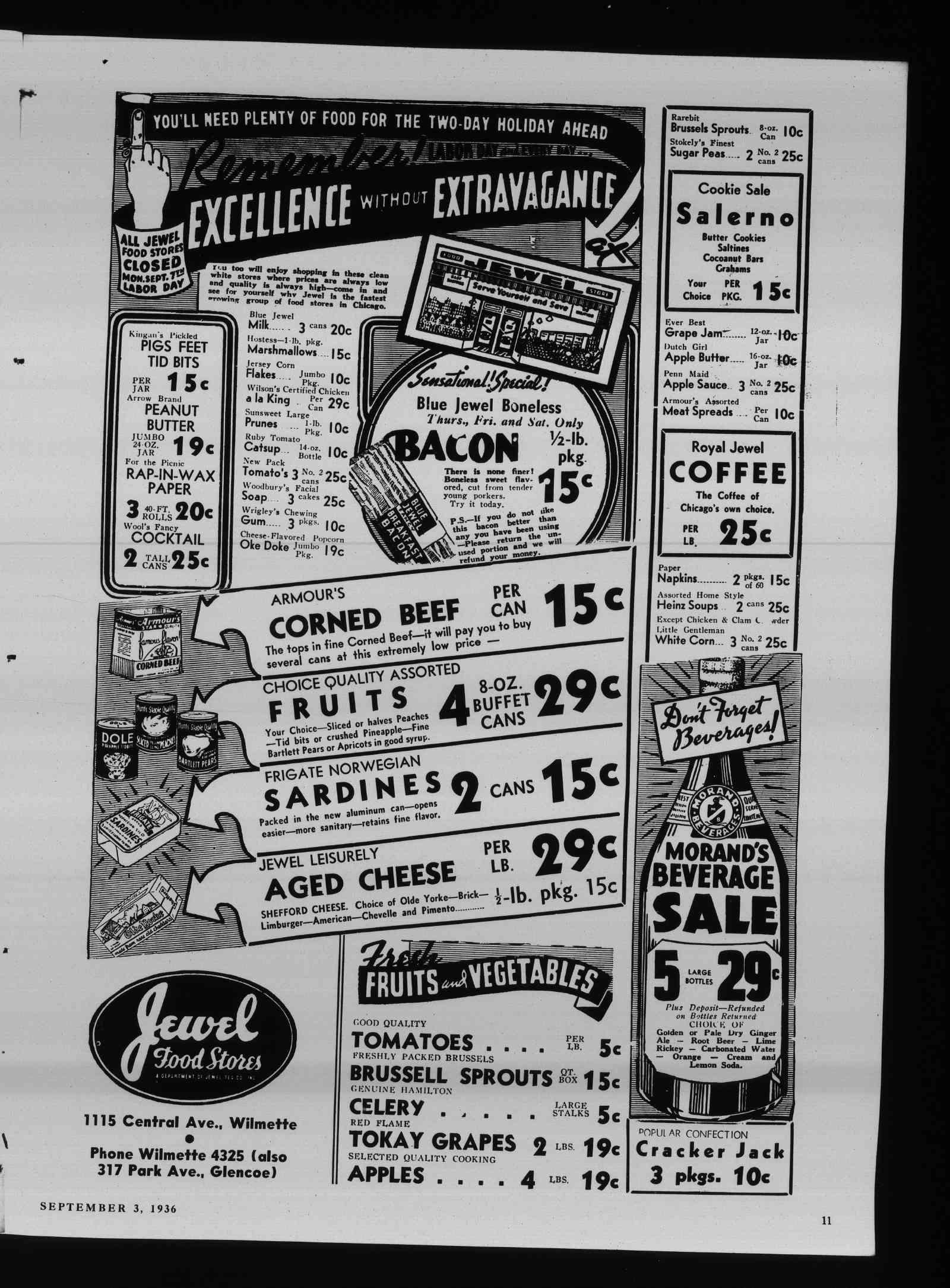 Wilmette Life (Wilmette, Illinois), 3 Sep 1936