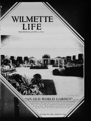 Wilmette Life (Wilmette, Illinois), 9 Jun 1932