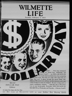 Wilmette Life (Wilmette, Illinois), 7 Feb 1933