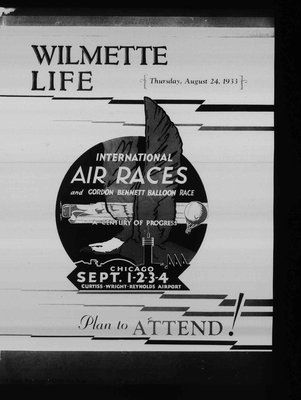 Wilmette Life (Wilmette, Illinois), 24 Aug 1933