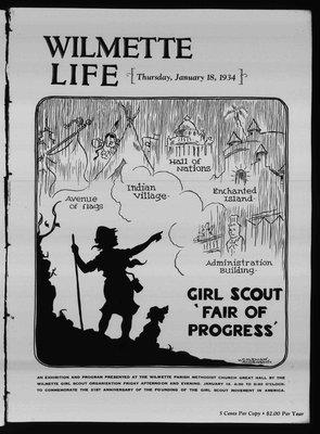 Wilmette Life (Wilmette, Illinois), 18 Jan 1934