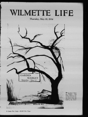 Wilmette Life (Wilmette, Illinois), 10 May 1934