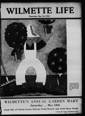 Wilmette Life (Wilmette, Illinois), 16 May 1935