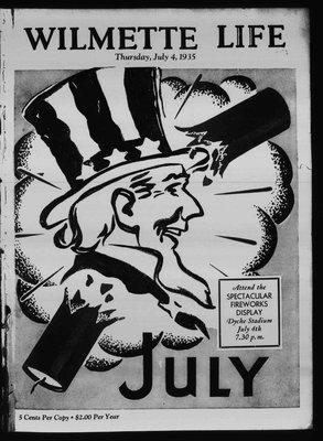 Wilmette Life (Wilmette, Illinois), 4 Jul 1935