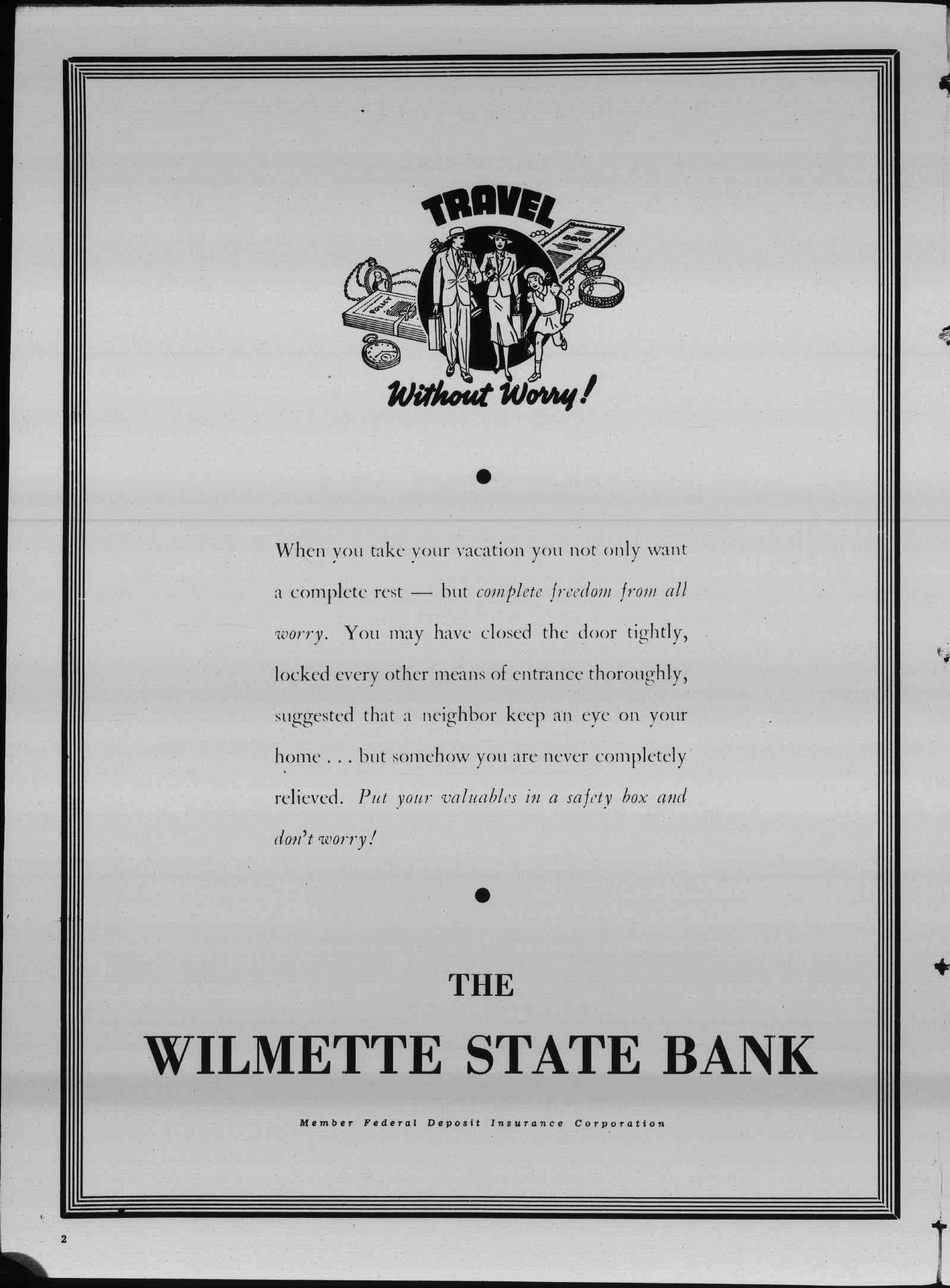 Wilmette Life (Wilmette, Illinois), 22 Jun 1939