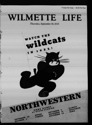 Wilmette Life (Wilmette, Illinois), 19 Sep 1935