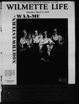 Wilmette Life (Wilmette, Illinois), 12 Mar 1936