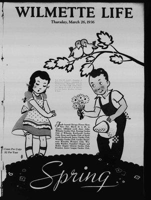 Wilmette Life (Wilmette, Illinois), 26 Mar 1936