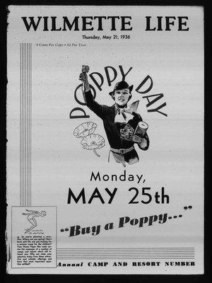 Wilmette Life (Wilmette, Illinois), 21 May 1936