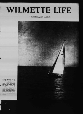 Wilmette Life (Wilmette, Illinois), 9 Jul 1936