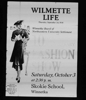 Wilmette Life (Wilmette, Illinois), 24 Sep 1936