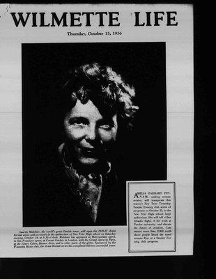 Wilmette Life (Wilmette, Illinois), 15 Oct 1936