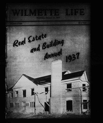 Wilmette Life (Wilmette, Illinois), 21 Jan 1937
