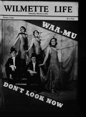 Wilmette Life (Wilmette, Illinois), 11 Mar 1937
