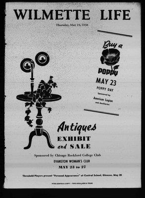 Wilmette Life (Wilmette, Illinois), 19 May 1938