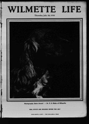 Wilmette Life (Wilmette, Illinois), 28 Jul 1938