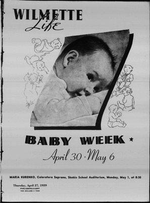 Wilmette Life (Wilmette, Illinois), 27 Apr 1939