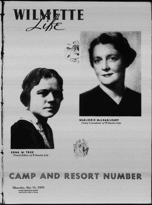 Wilmette Life (Wilmette, Illinois), 11 May 1939