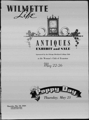 Wilmette Life (Wilmette, Illinois), 18 May 1939