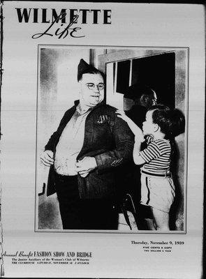 Wilmette Life (Wilmette, Illinois), 9 Nov 1939