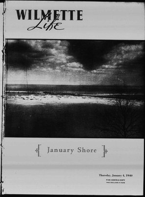 Wilmette Life (Wilmette, Illinois), 4 Jan 1940