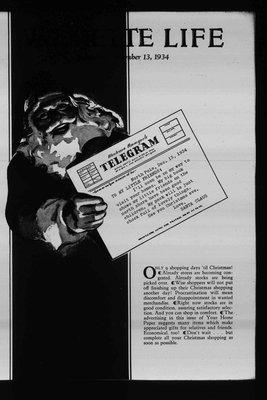 Wilmette Life (Wilmette, Illinois), 13 Dec 1934