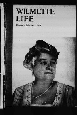 Wilmette Life (Wilmette, Illinois), 7 Feb 1935