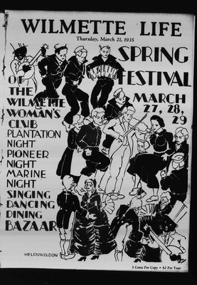 Wilmette Life (Wilmette, Illinois), 21 Mar 1935