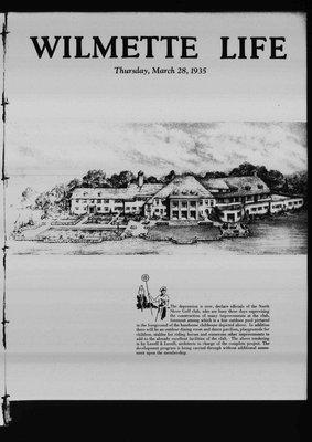 Wilmette Life (Wilmette, Illinois), 28 Mar 1935