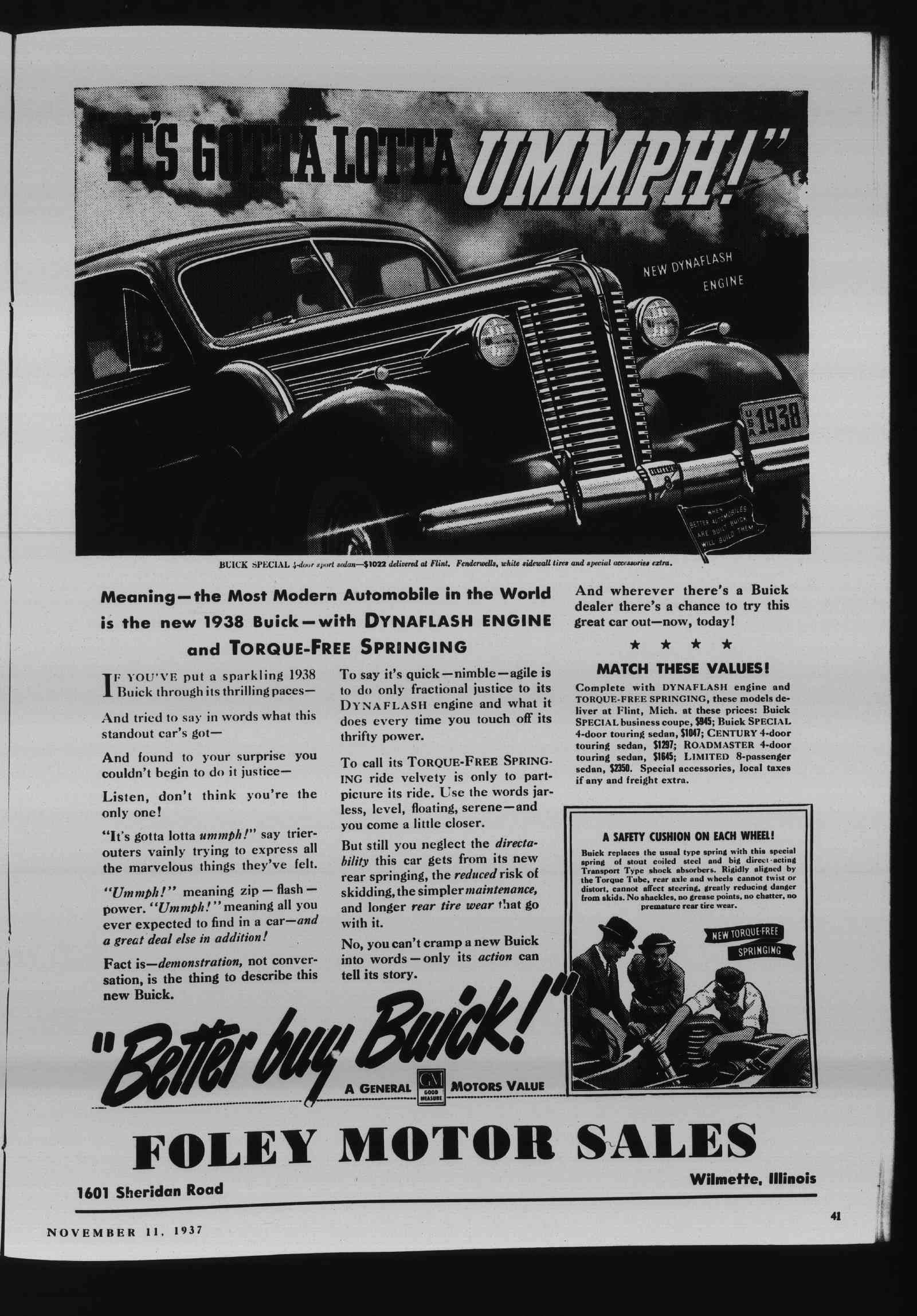 Wilmette Life (Wilmette, Illinois), 11 Nov 1937