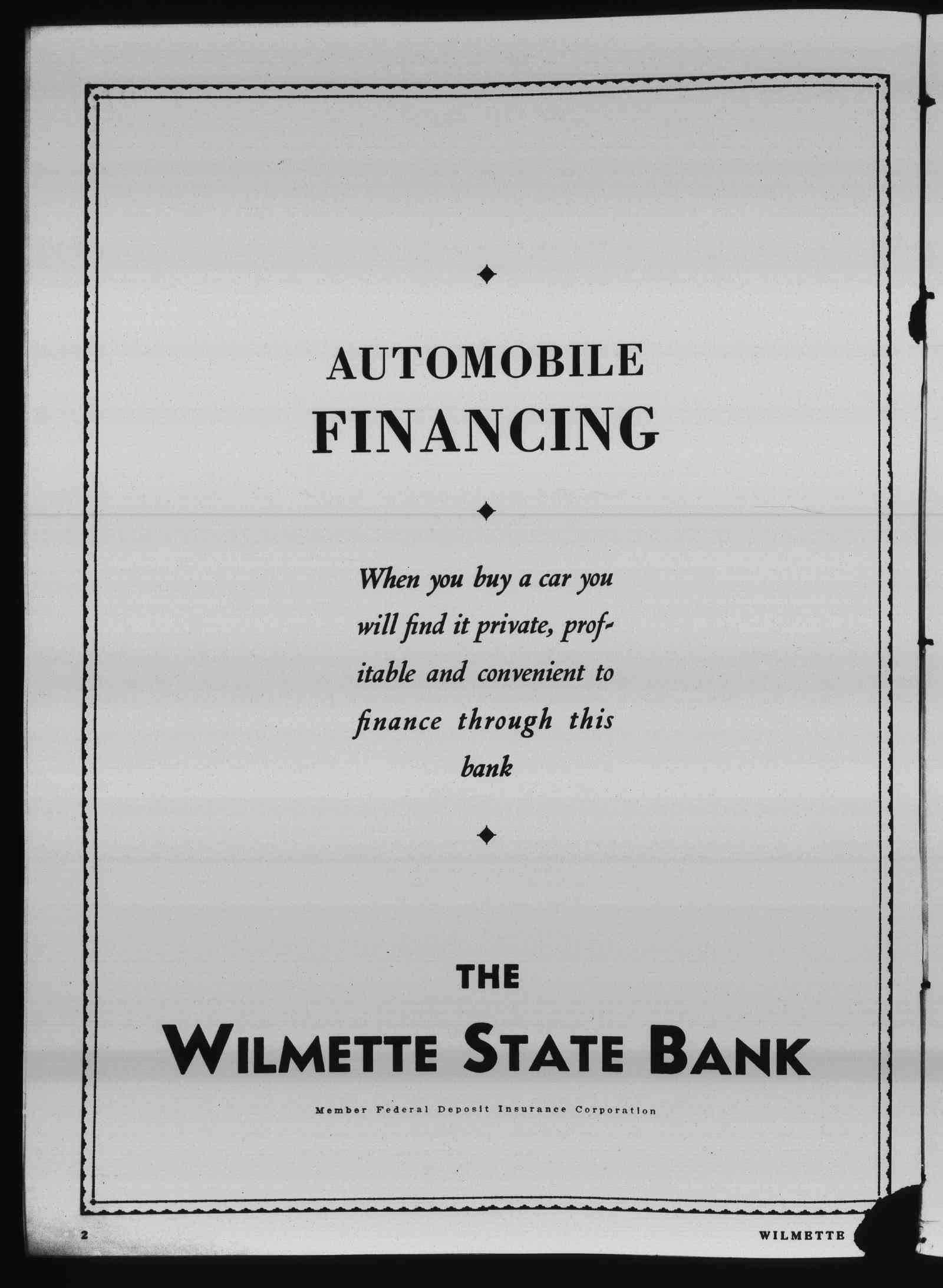 Wilmette Life (Wilmette, Illinois), 21 Apr 1938