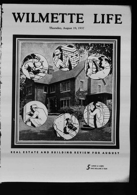 Wilmette Life (Wilmette, Illinois), 19 Aug 1937