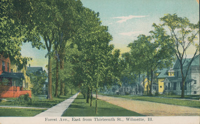 Forest Avenue