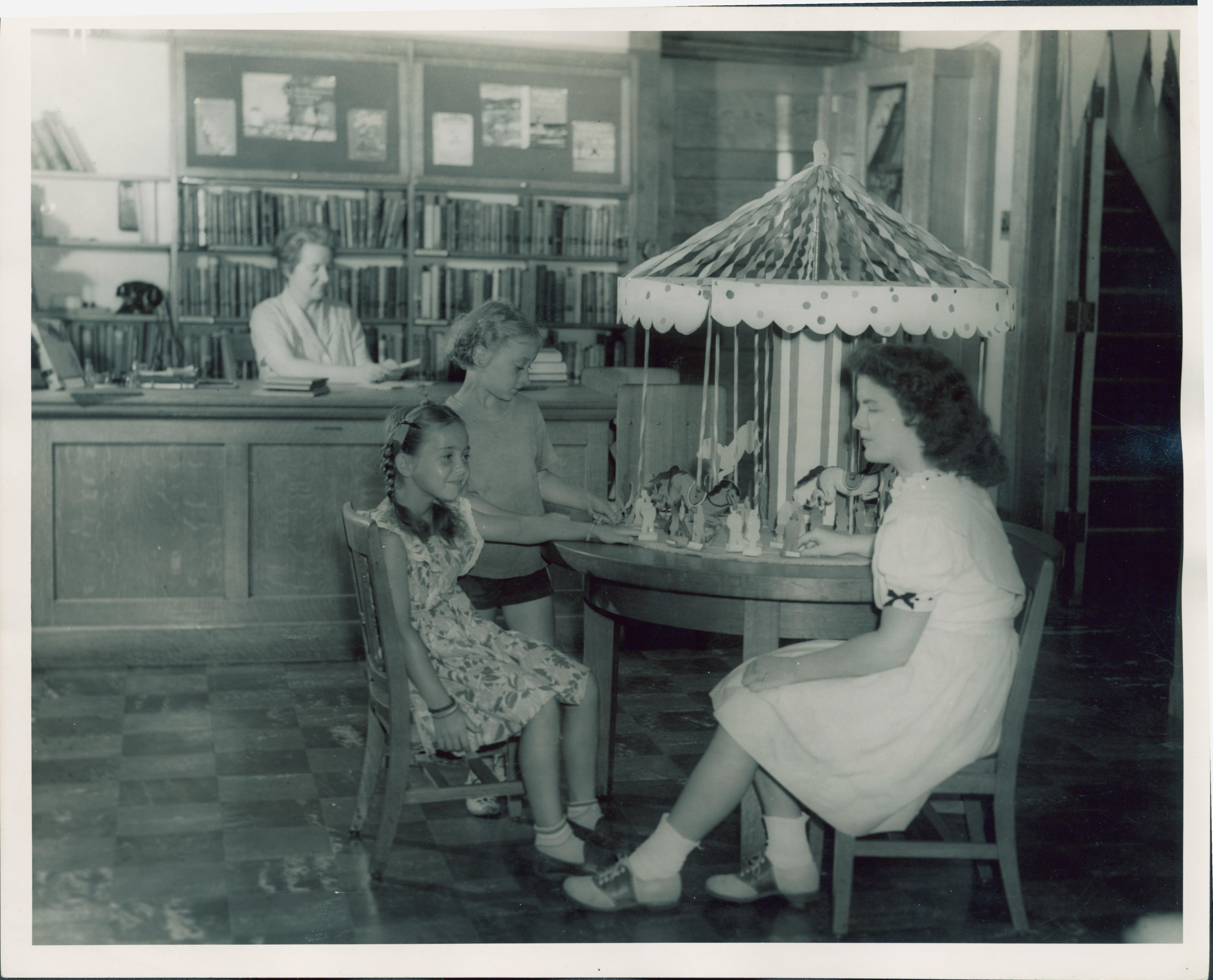 Wilmette Public Library - 1940-1949-Photo 33