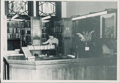 Wilmette Public Library  1940-1949