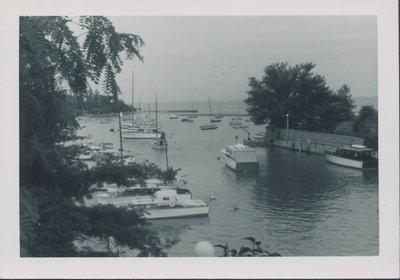 Wilmette Harbor
