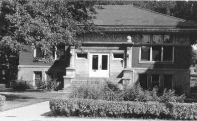 Carnegie Library of Wilmette