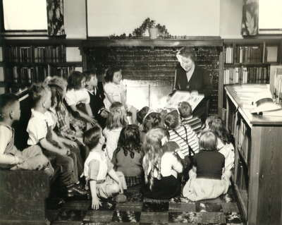 Carnegie Library of Wilmette 1940-1949 No. 11