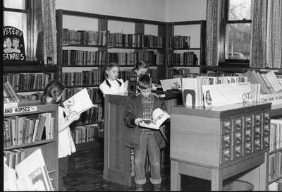 Carnegie Library of Wilmette 1940-1949 No. 46