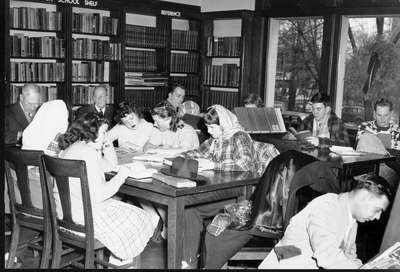 Carnegie Library of Wilmette 1940-1949 No. 49