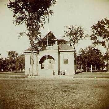 Wilmette Village Hall 1890-1910